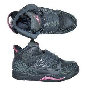 Jordan Son Of Mars Basketball Sneaker Girls Sz 3Y